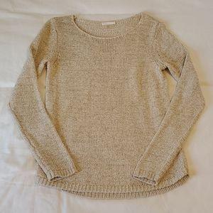 Slight Open Knit Sweater
